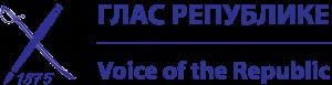 Logo sajt Glas Republike